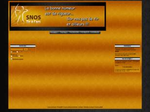 Forum de discutions pour le Snos Tir a l'arc.. Forum de discutions pou