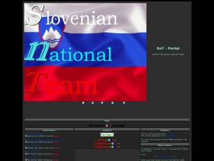 SnT SnT-Slovenian national team-not clan!!!