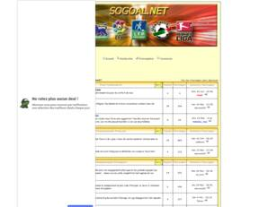 SoGoal, Le Forum 100% Foot !