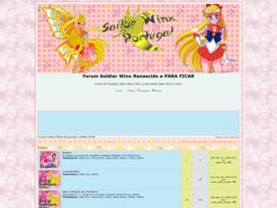 Forum gratis : Projecto Sailor Moon Winx