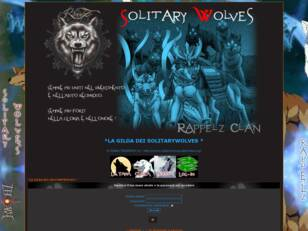 Forum gratis : SolitaryWolves