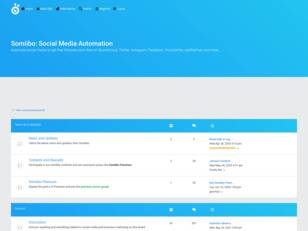 Forum - Free Social Media Bot - Somiibo
