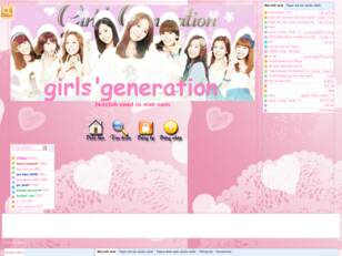 snsd fanclub in vn