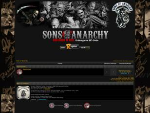 Sons Of Anarchy DE-MC - Bastards of Hell (S4)