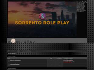 Sorrento RolePlay