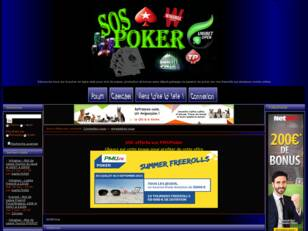 Forum de Poker : SOSPoker