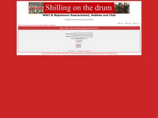 My Little Britain : Shilling on the drum
