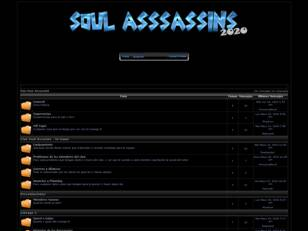 Foro gratis : Clan Soul Assassins