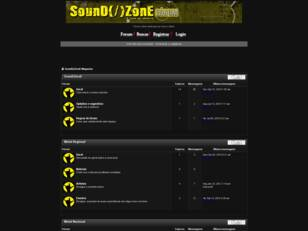 Forum gratis : SounD(/)ZonE Magazine