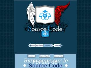 Source Code ~ Bienvenue sur le Forum de la Guilde