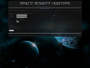 Free forum : Space Bounty Hunters