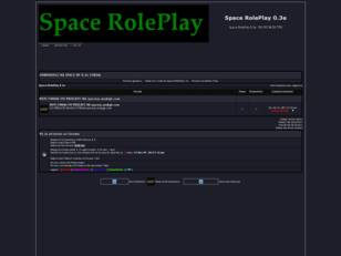 Space RolePlay 0.3e