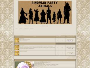 Sindrian Party Animals