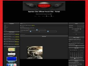 Spartan Clan Official Forum Site