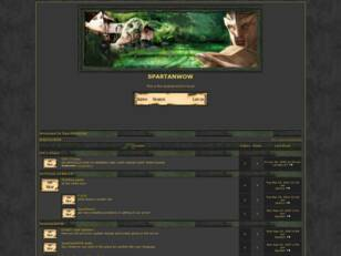 Forum gratuit : SPARTANWOW: wow private server [Fo
