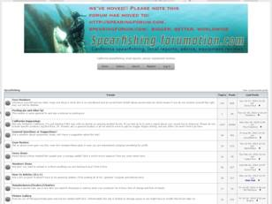 Free forum : Spearfishing