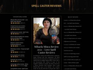 Spell Casters Review Forum