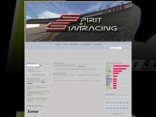 Spirit Of Simracing