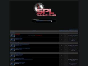 Forum gratis : SPL Tuning Club