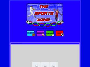 The Sports Zone