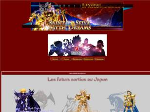 SAINT SEIYA MYTH DREAMS - FORUM MYTH CLOTH