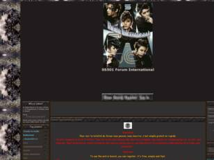SS501 forum international