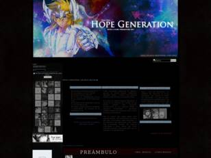Saint Seiya HOPE Generation