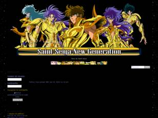 Saint Seiya New Generation