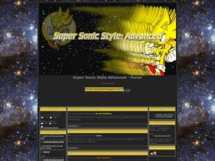 Free forum : Super Sonic Style Advanced