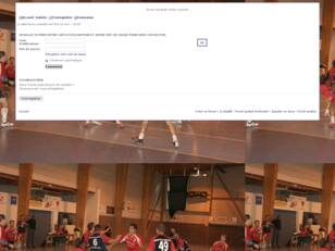 creer un forum : st-lo handball