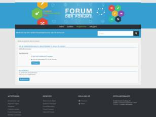 ActieForum Test Forum