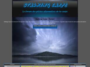 stalking carpe forum