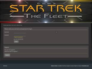 Star Trek The Fleet