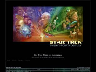 creer un forum : STAR TREK: THESE ARE THE VOYAGES