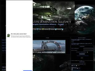 Stargate Domination Alliancy
