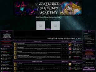 Starliege Magician Academy
