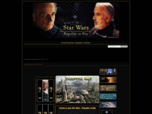 Forum RPG Star Wars - Republic At War - La Guerre des Clones