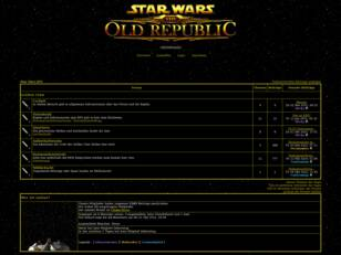Star Wars RPG-Forum - Sci-Fi RPG