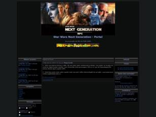 Forum gratis : Star Wars Next Generation