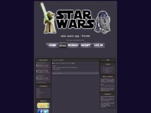 Free forum : star wars rpg