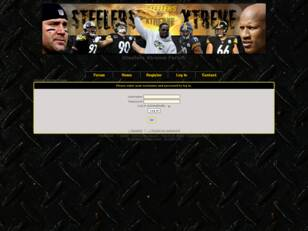 Steelers Xtreme Forum