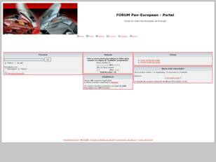 Forum gratis : Forum Pan-European
