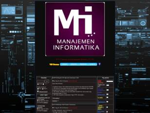 Management Informatics