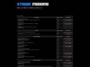 Strobe Modding - Formerly Reckless Designs