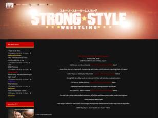 Strong Style Wrestling