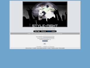 Styl'Night | Forum