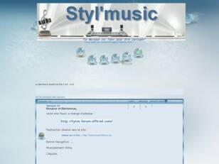 Styl'music (Musiciens amateurs Tyros Yamaha)