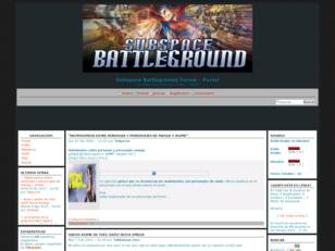 Subspace Battleground - All the geekness you Love