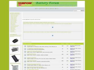 battery forum, battery news, smartphone battery, mp3 battery