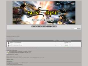 Forum gratis : Clã ~Sunrise~ PW - Server Lynx